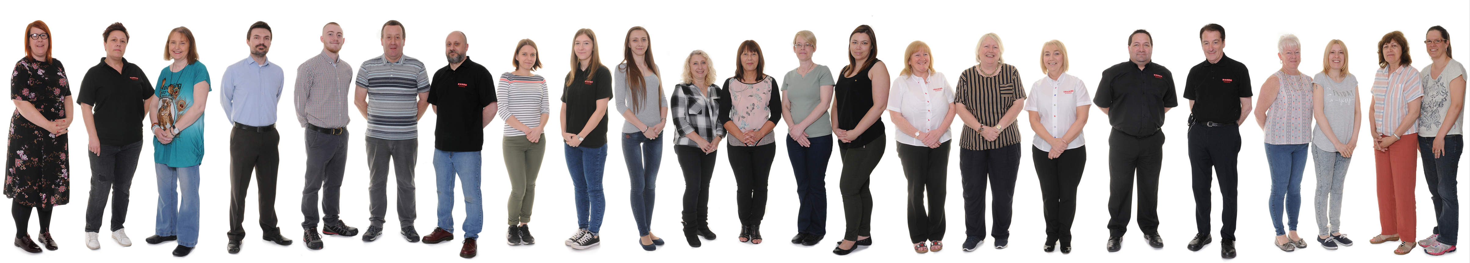Dunns Imaging Staff