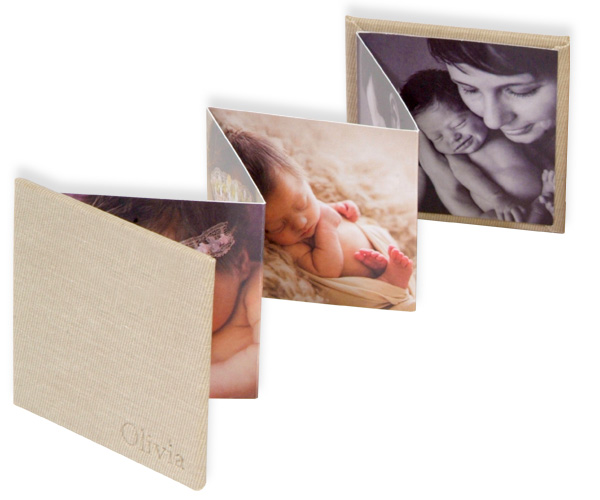 Image accordion photo book