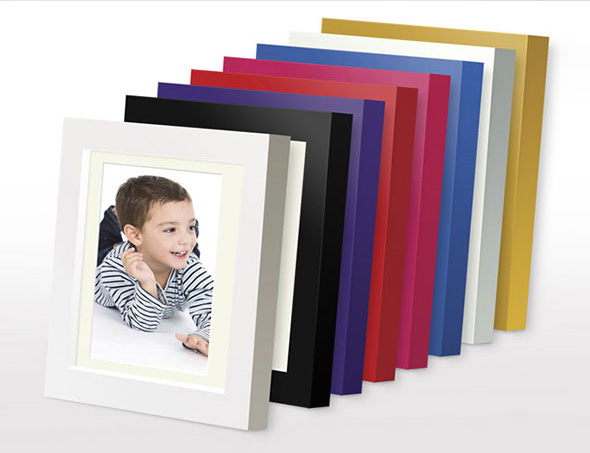 free standing desk photo frame