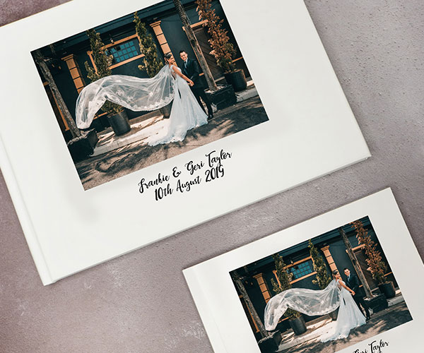 Great value professional photo books for weddings, birthdays and christenings